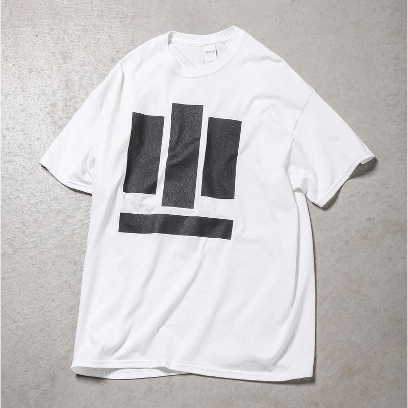 """Tenjinyu / 10th """"BUSINESS AS USUAL"""" Tee (white)"""