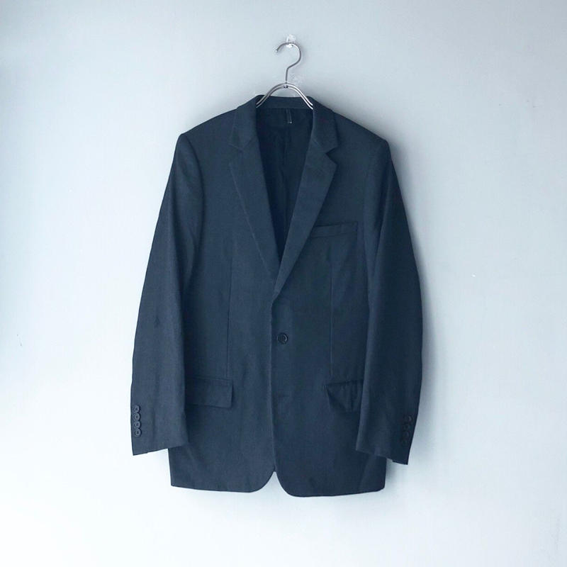 "Dior Homme 01AW ""1st. collection   Tailored jacket"""