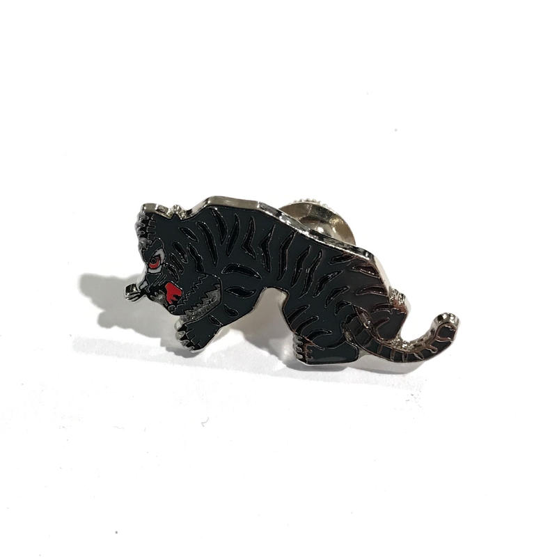 WACKO MARIA / TIGER PIN  (black)