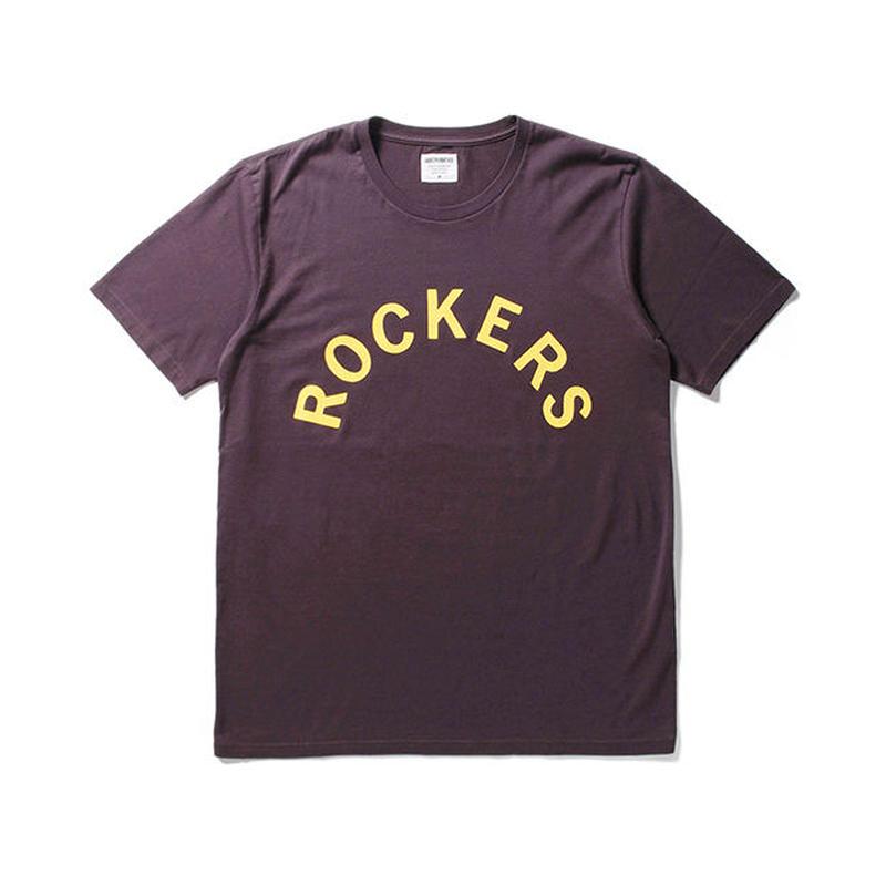 "WACKO MARIA × ROCKERS / ""Standard Crew Neck T-shirt(type-2)"