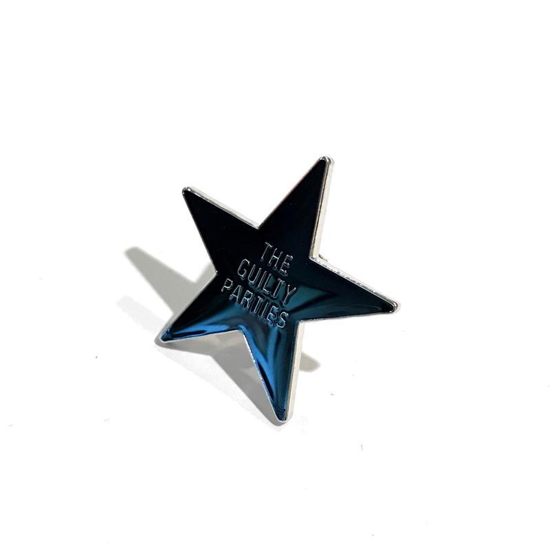 WACKO MARIA / STAR PIN (black)