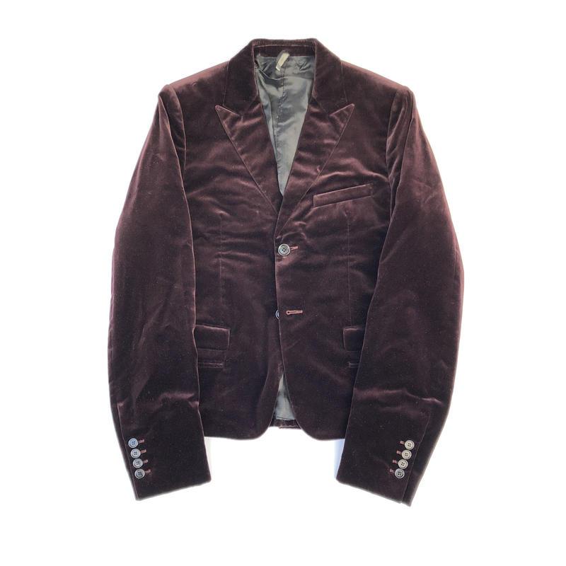 """Dior Homme """"Velvet Tailored JKT"""""""