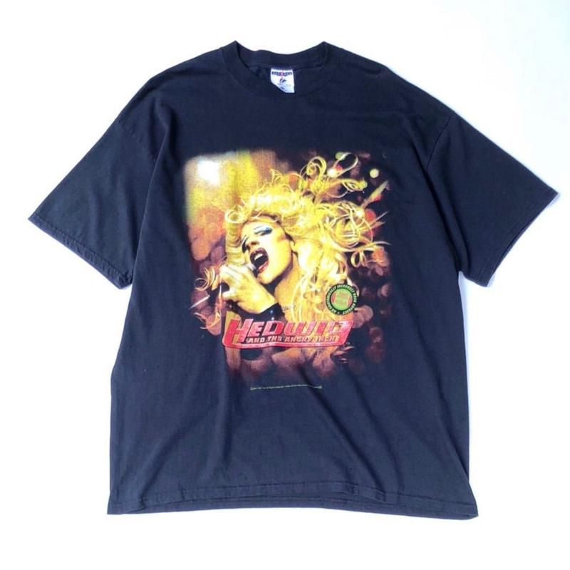 """""""HEDWIG AND THE ANGRY INCH"""" Tee (spice)"""