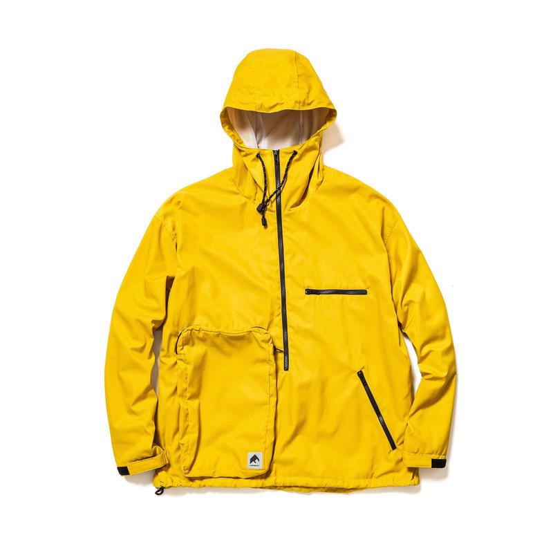 F-LAGSTUF-F /  H/Z P/O ANORAK MOD(yellow)