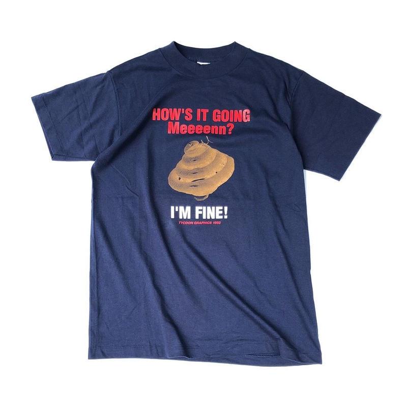Tycoon Graphics Tシャツ  (spice)