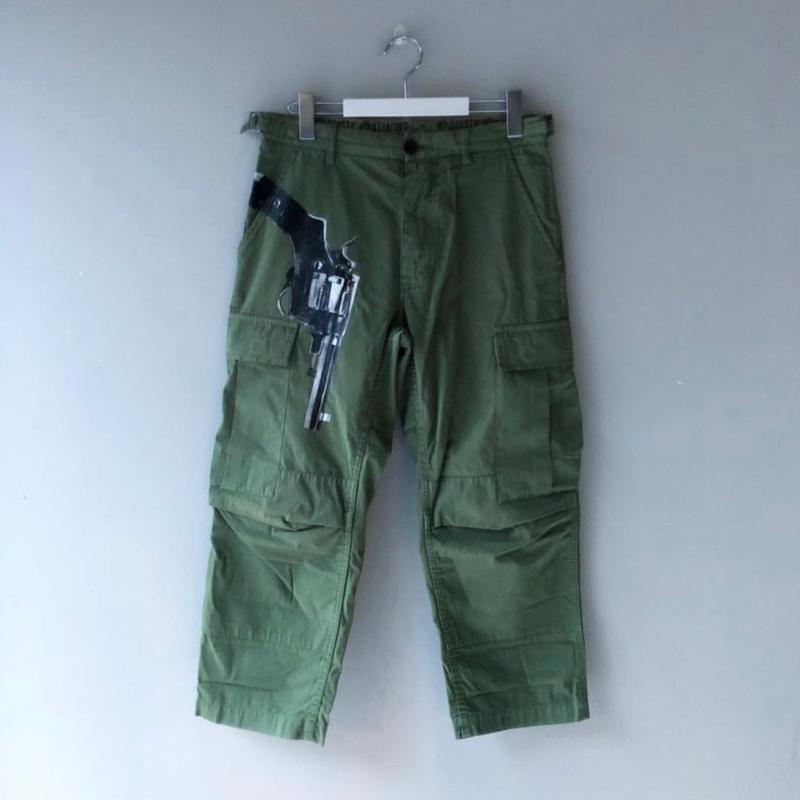 John Galliano / Pistol Cargo Pant
