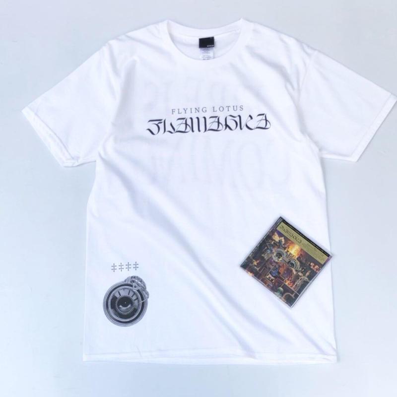 FLYING LOTUS / 『Flamagra』日本盤CD+Tシャツ
