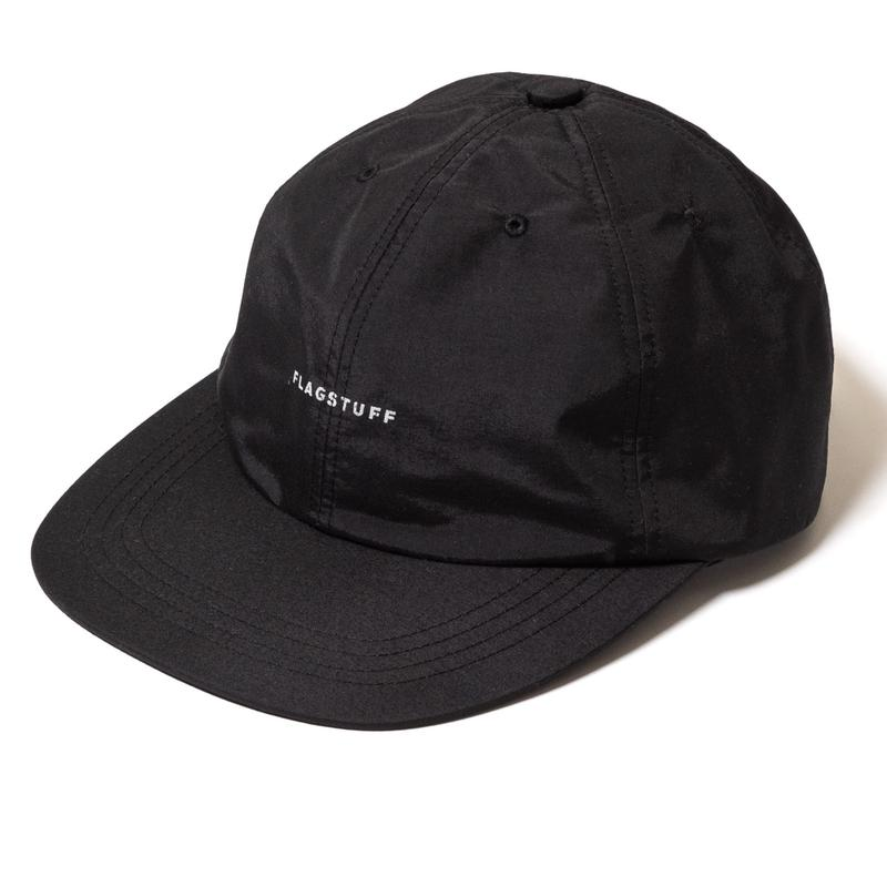 F-LAGSTUF-F / 3M 6PANEL CAP(black)