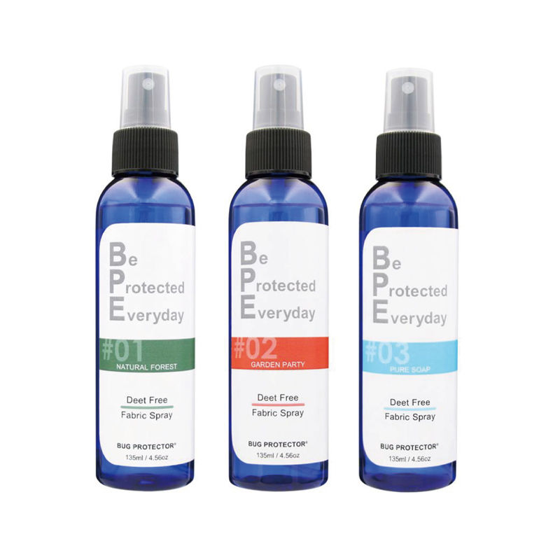 BE PROTECTED EVERYDAY / アンチバグスプレー 135ml