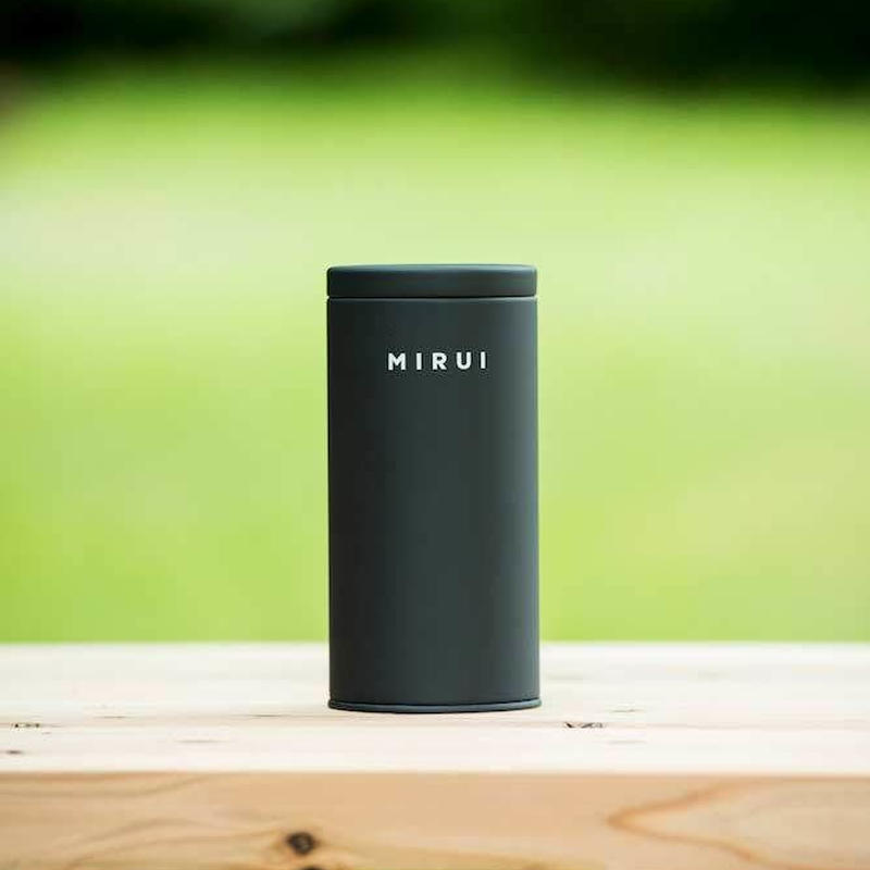MIRUI 無農薬緑茶  100g 缶