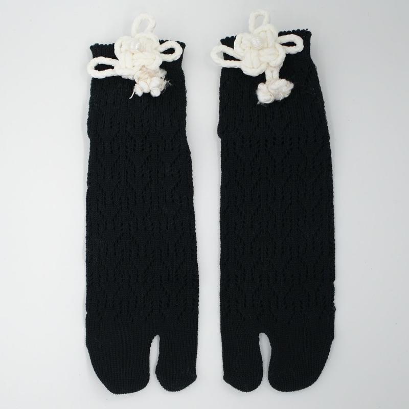 足袋ソックス <ブラック>