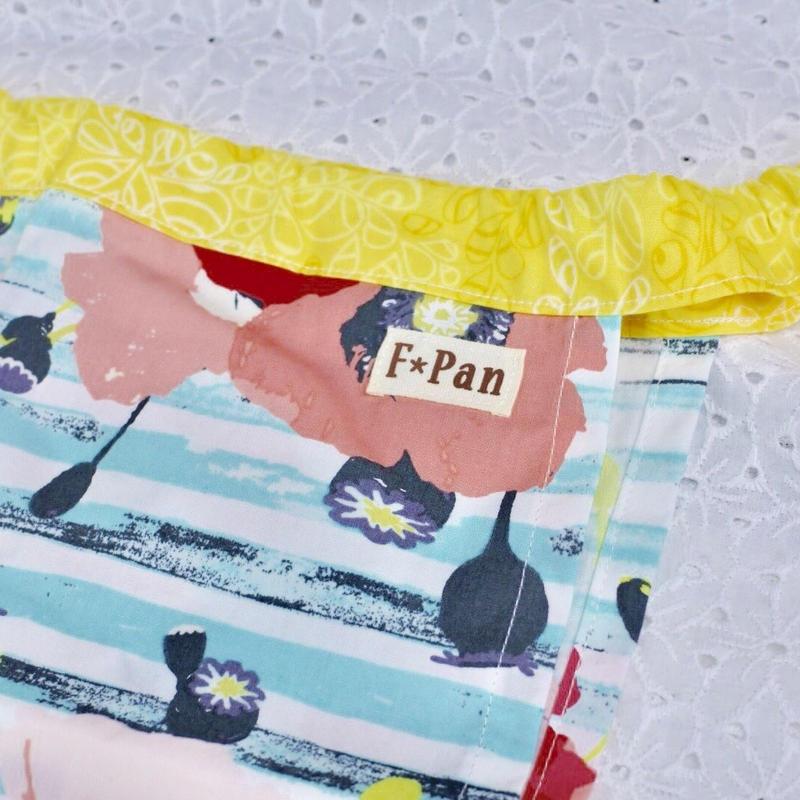 ふんどしパンツF☆Pan Mサイズ 花綿