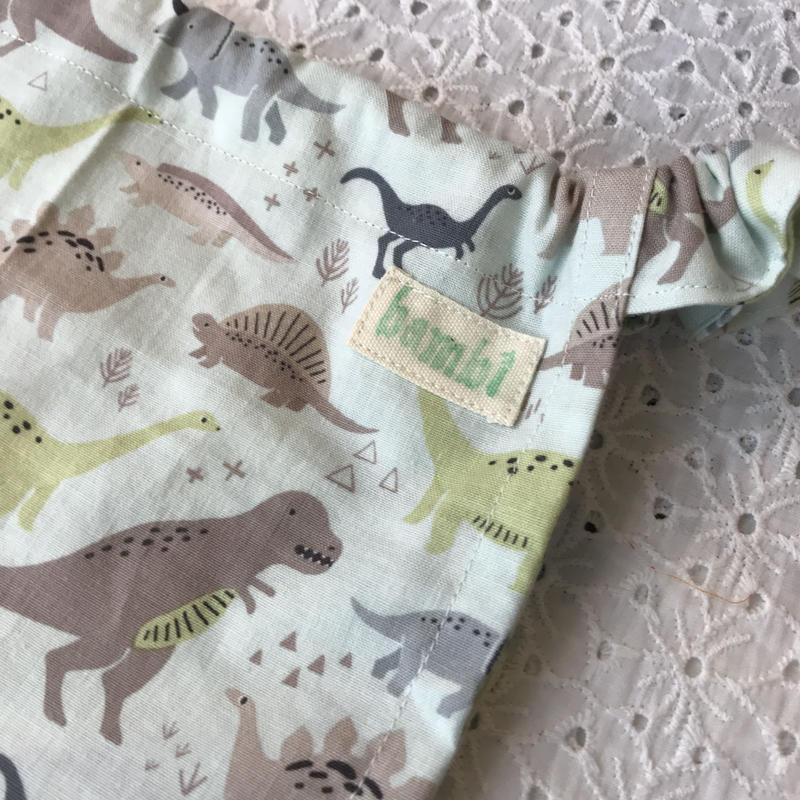 子供用ふんどしパンツ  bambi  Mサイズ 恐竜