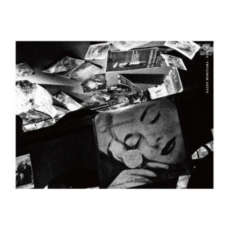 〈NADiff × DAIDO MORIYAMA〉ポスター / 記録 NO.37