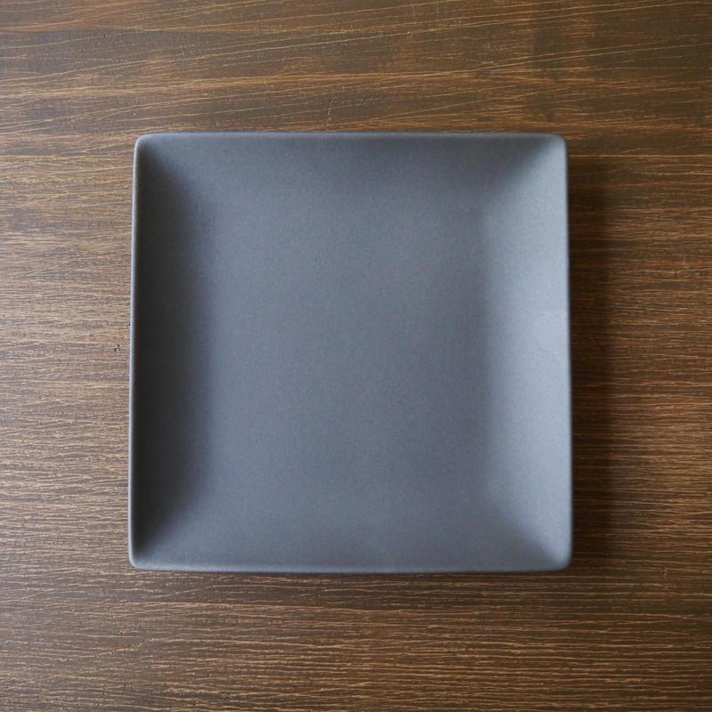 南景製陶園 萬古焼 角皿 160