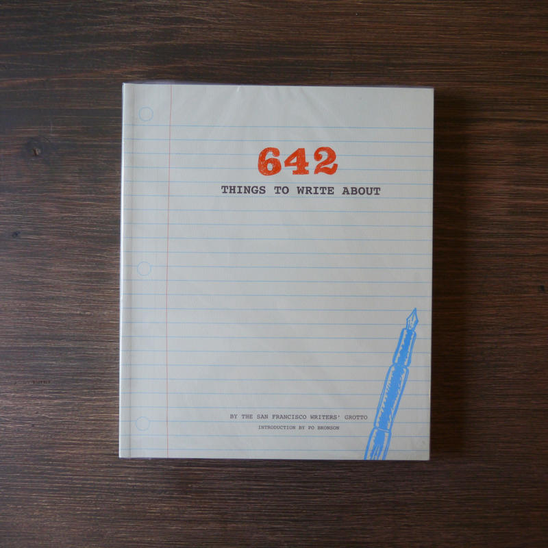 CHRONICLE BOOKS ( クロニクルブックス ) 642 Things to Write Jul