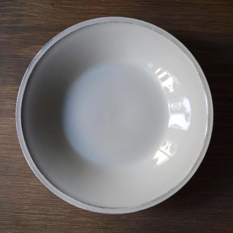 FRISO ( フリッソ ) スーププレート アッシュグレー