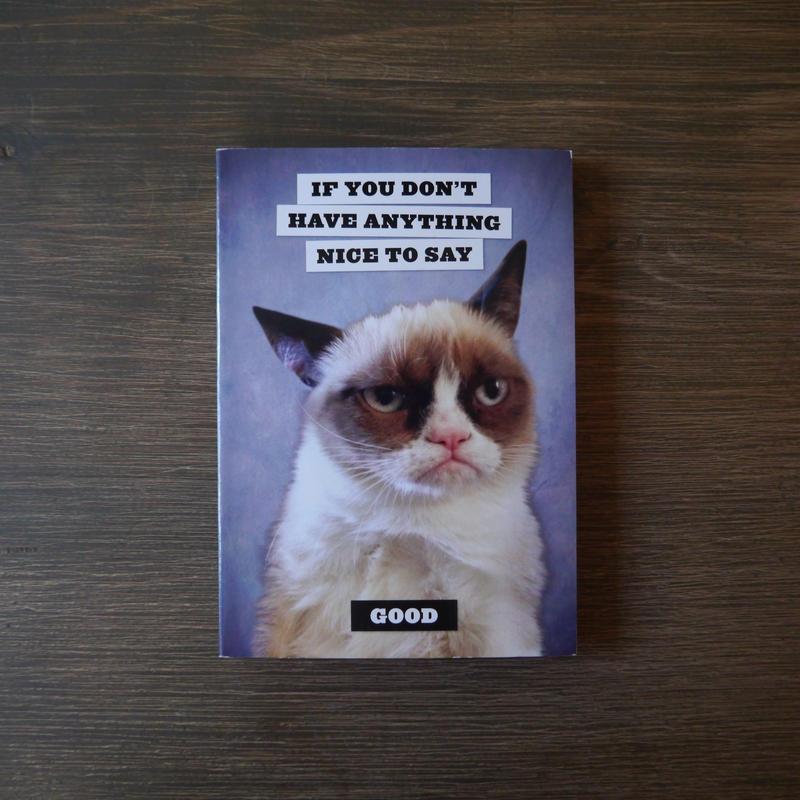 CHRONICLE BOOKS ( クロニクルブックス ) Grumpy Cat Journal