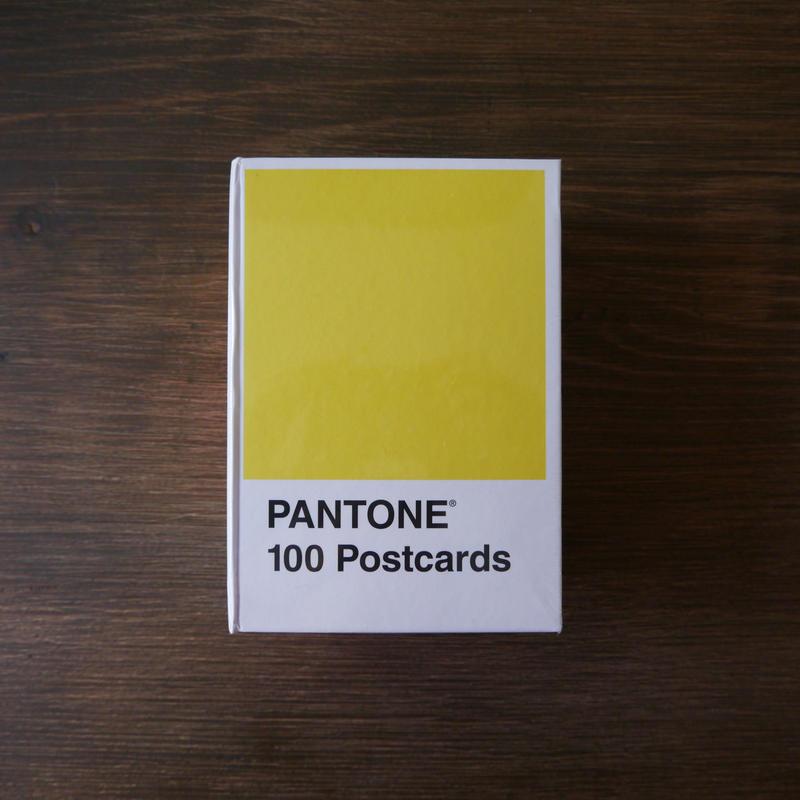 Pantone ( パントーン ) Postcard Box