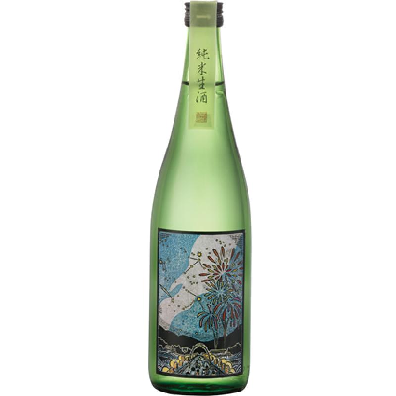 奥丹波 純米生酒 720ml