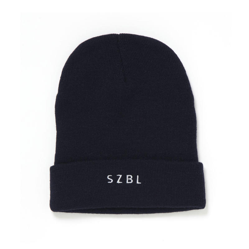 SZBL KNIT CAP(BLACK)
