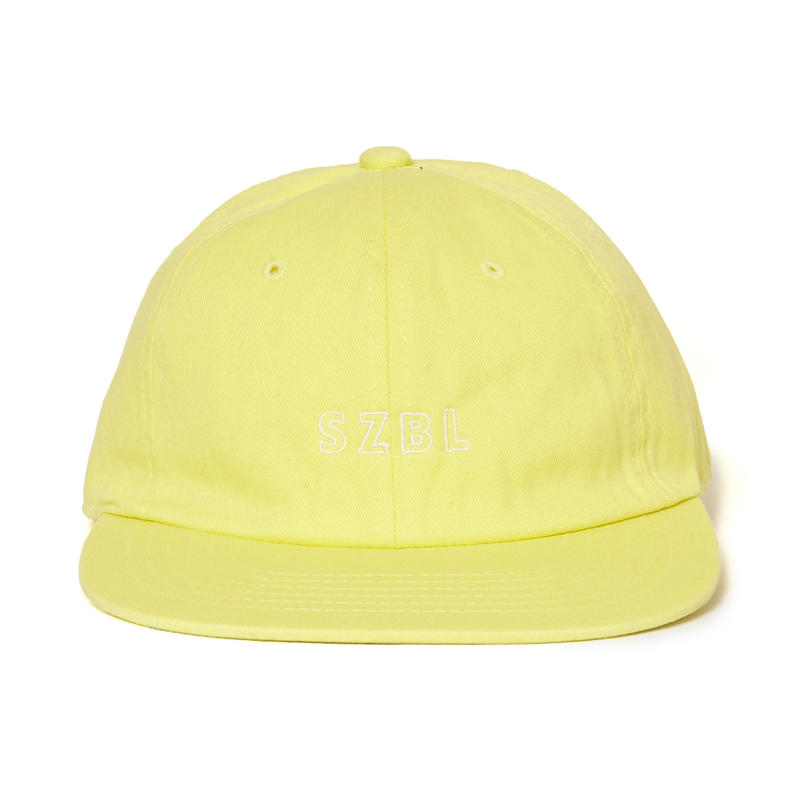 SZBL CAP(YELLOW × WHITE )