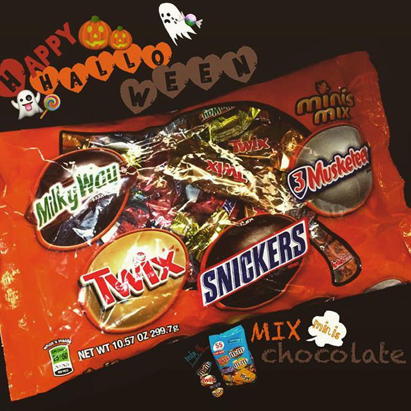 ✞MIX chocolate minis☻{期間限定✞