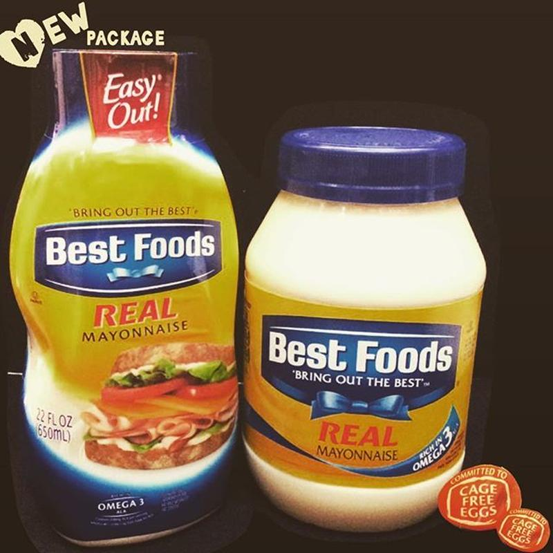 Best Foods REAL -Tube Ver.-