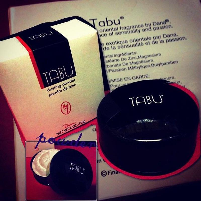 Dana Tabu® body powder