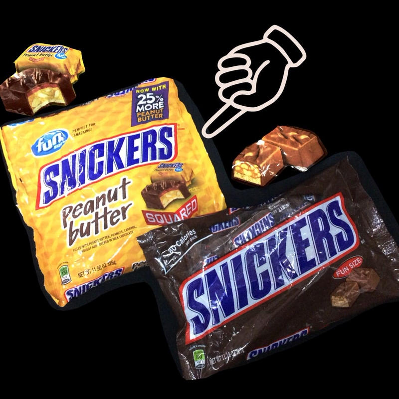 SNICKERS® Peanut Butter Ver.