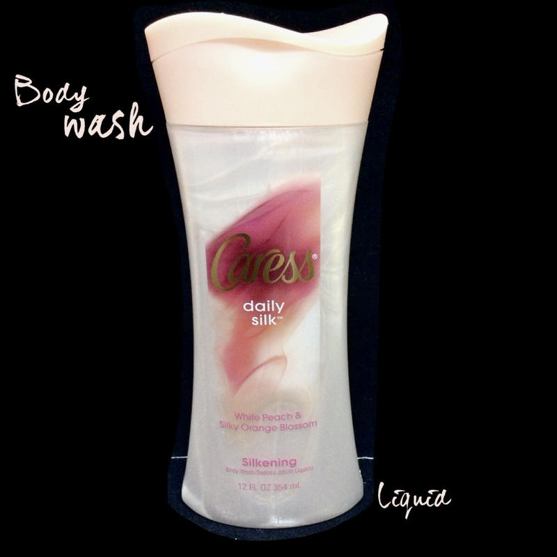 Caress daily SILK-Liquid Ver.-