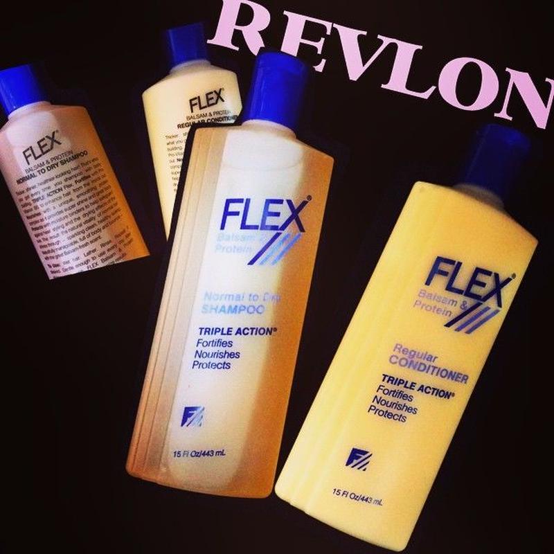 REVLON FLEX®-shampoo conditioner-