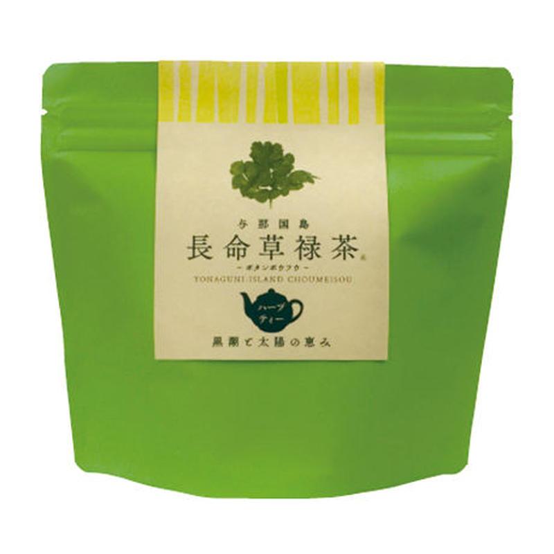 【リニューアル中】長命草禄茶(70g)