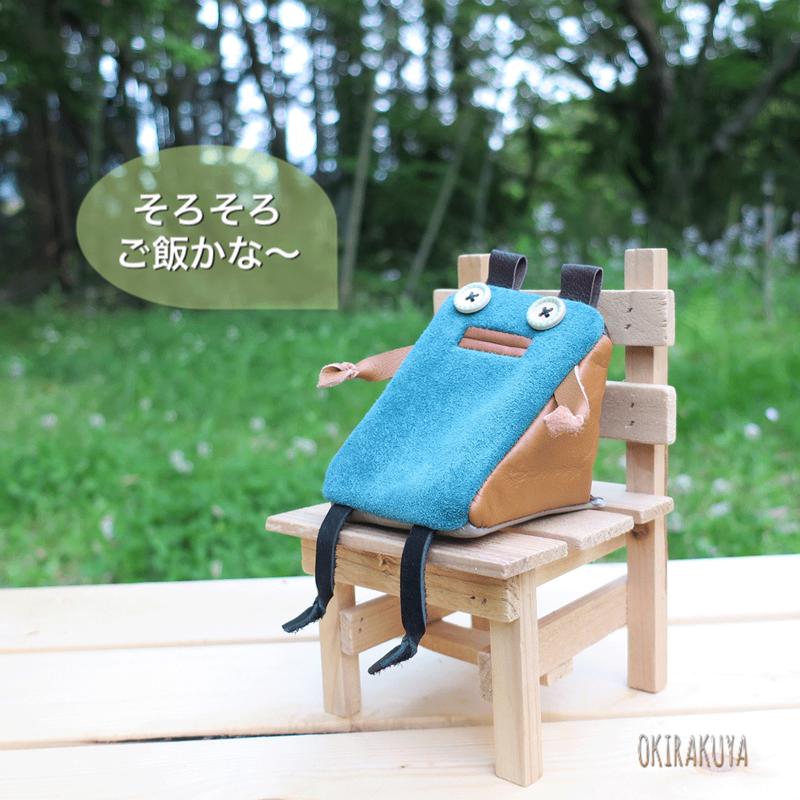 カネもンちゃっく(貯金箱) 77