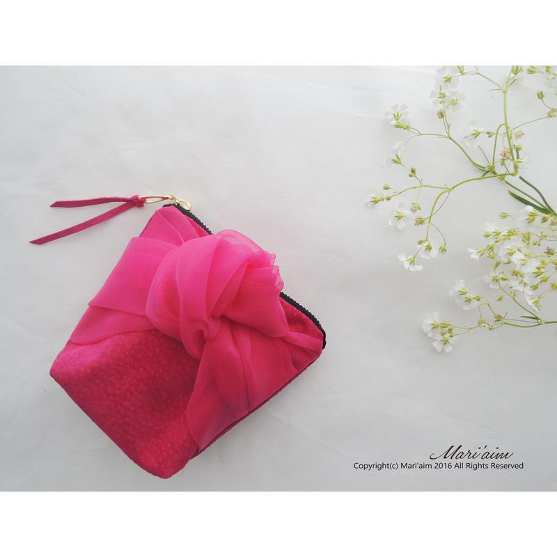CandyPouch:Fuchsia(フューシャ)