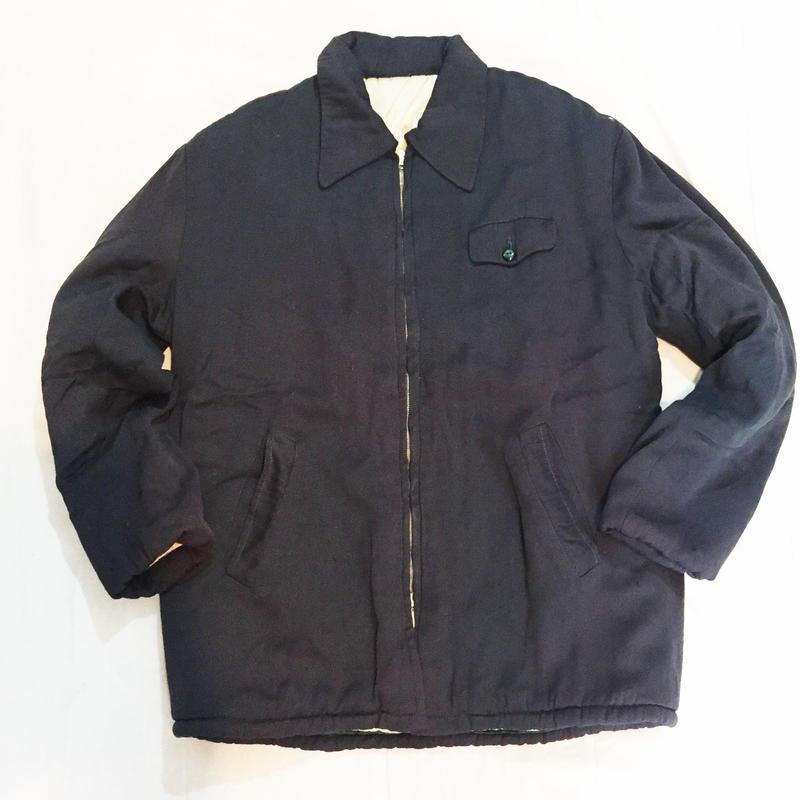 VINTAGE 60's  Gabardine jacket