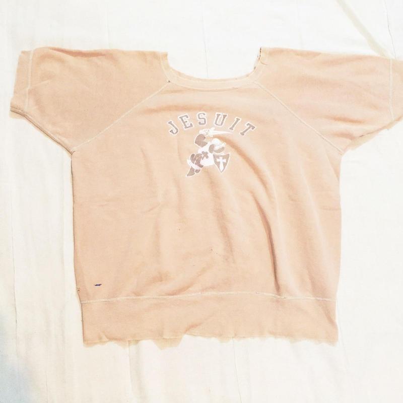 VINTAGE 60's sweat t-shirt