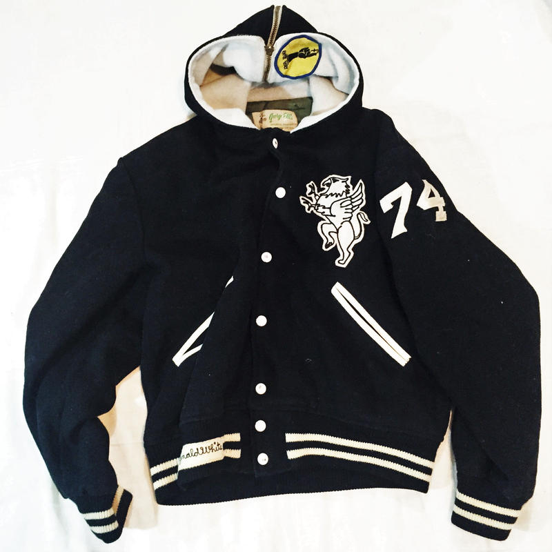 60's George Ellis varsity jacket