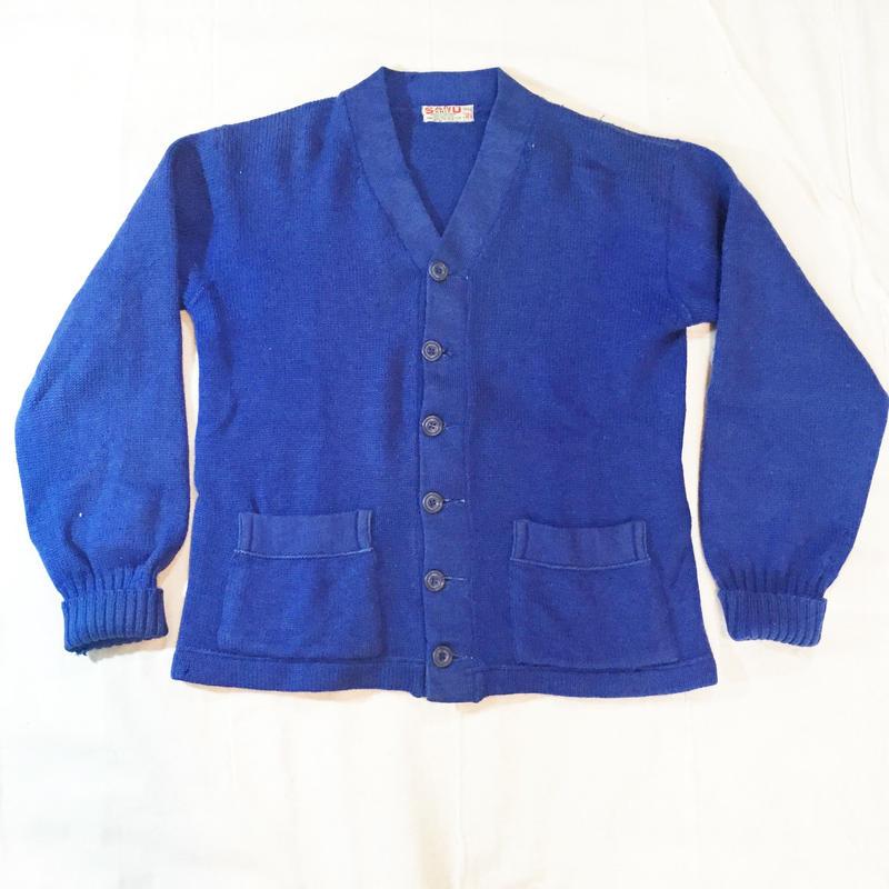 VINTAGE 50's Sand Knit cardigan