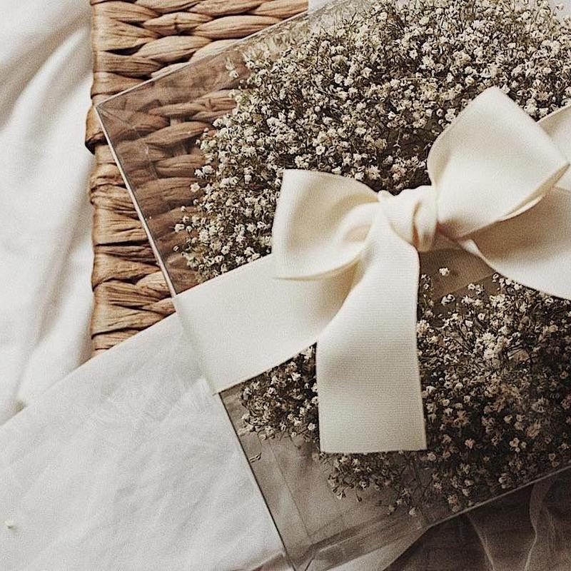 かすみ草wreathe