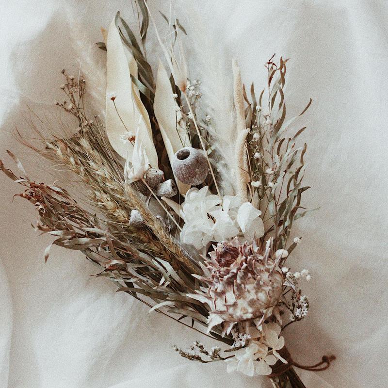 【02】 milk dry bouquet