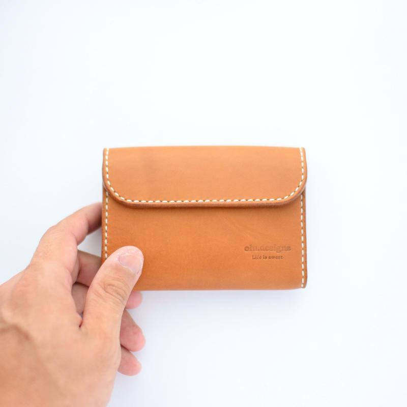 小財布(3)キャメル