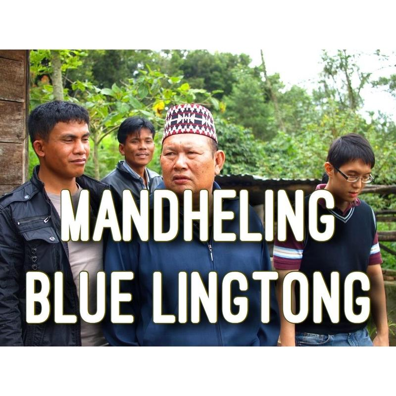 1kg【マンデリン/MANDHELING】