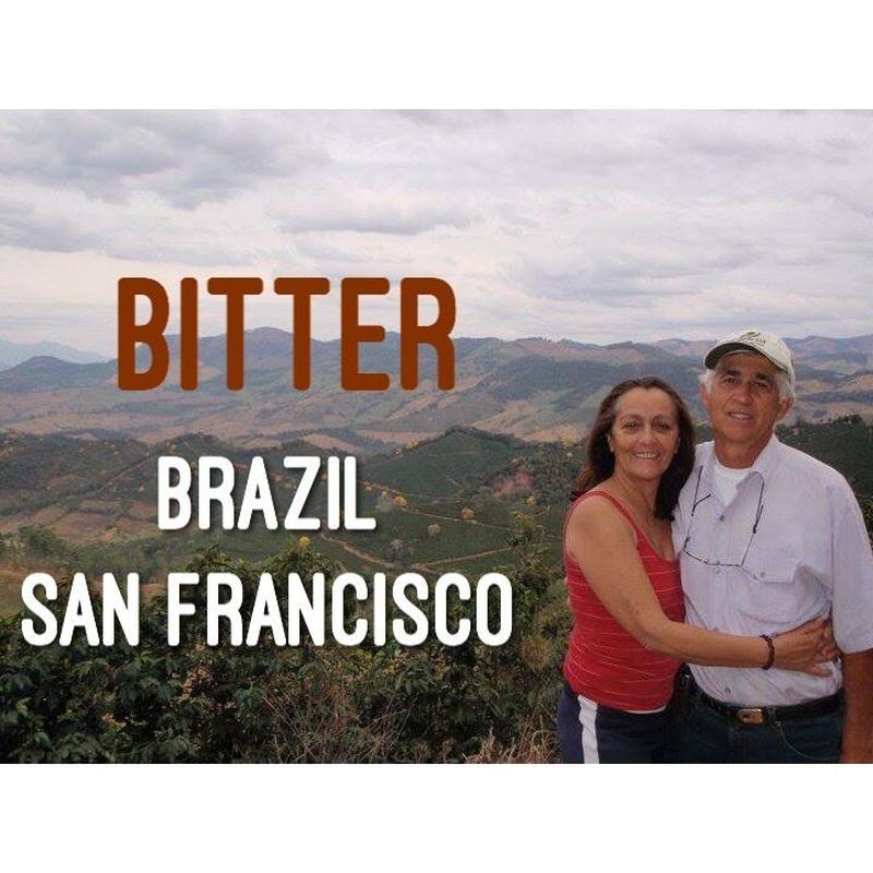 【人気】200g【ブラジル/BRAZIL】 深煎り