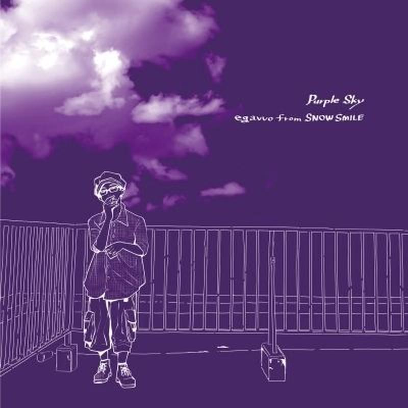 Purple Sky / egavvo from SNOW SMILE