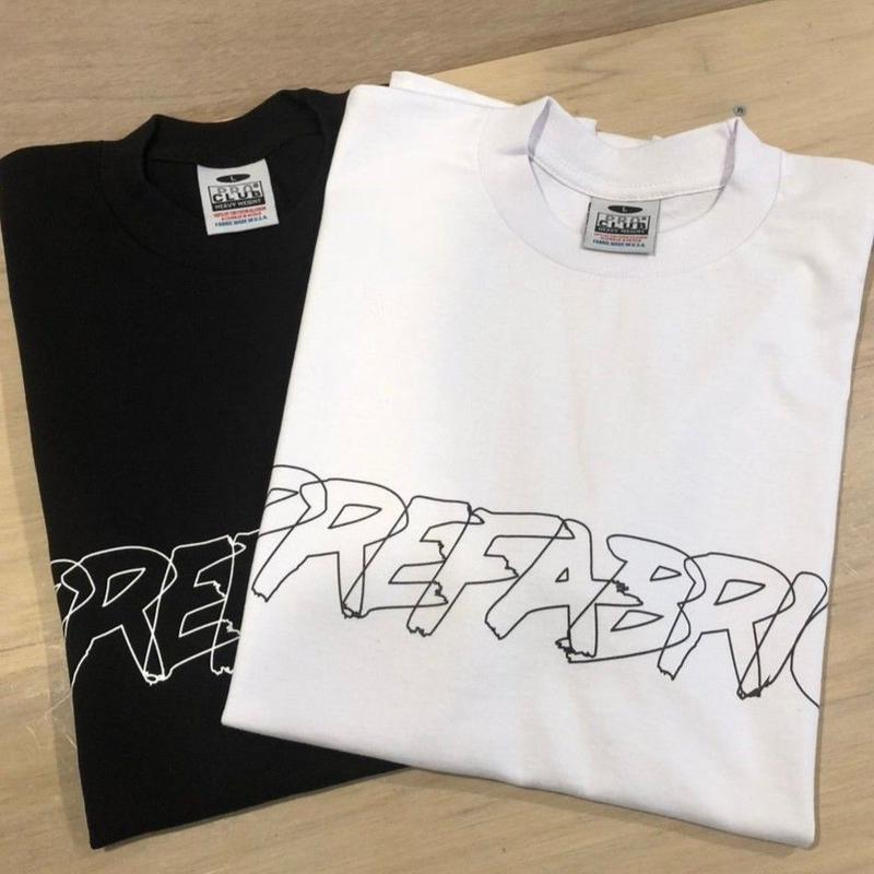Prefabric Big Logo Tee #Prefabric18Fall