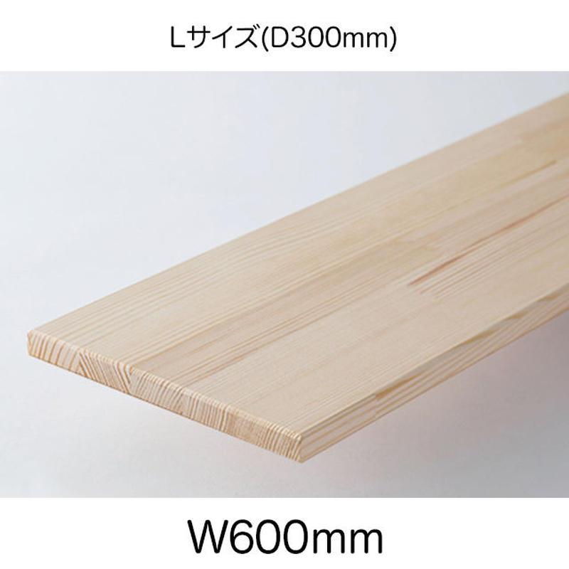 鉄脚Lサイズ 用天板(W600mm:L 1860)