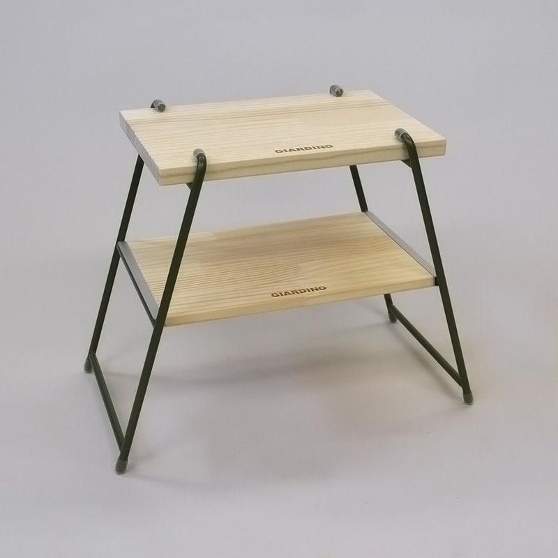 【WEB限定】サイドテーブル&チェア Mサイズバッグ付:GR