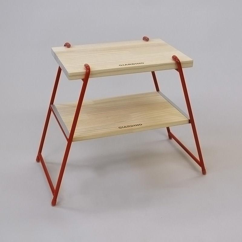 【WEB限定】サイドテーブル&チェア Mサイズバッグ付:RE