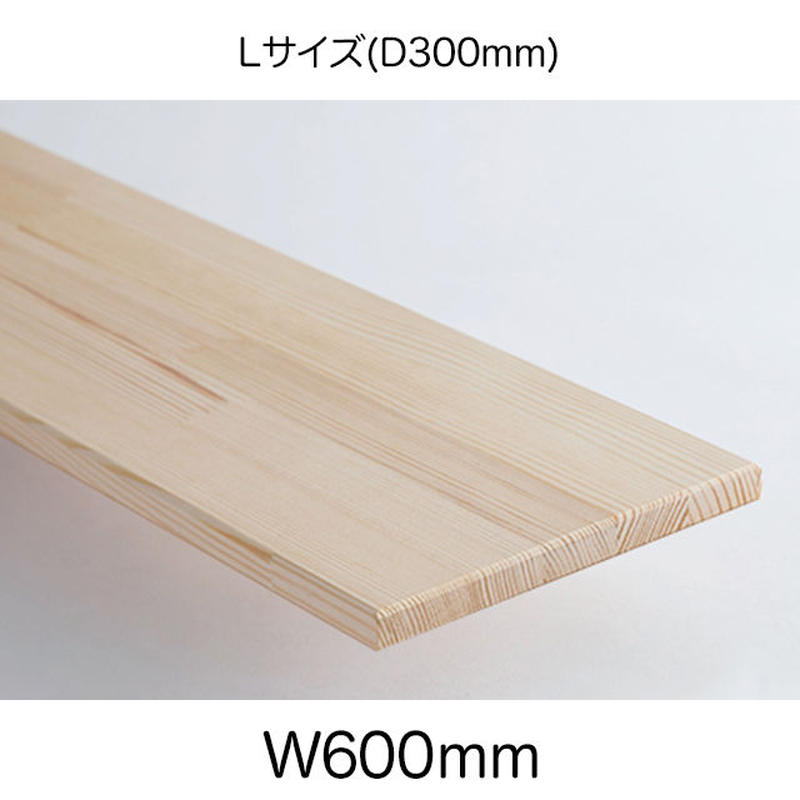 鉄脚Lサイズ 用中板・底板(W600mm:L 1260)